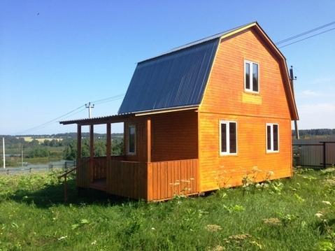 Дачный домик на 20 сотках в д. Барынино, Рузский городской округ.
