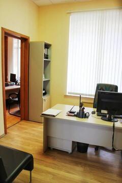 Офис на Старом Арбате 120 м2 Серебряный пер.5