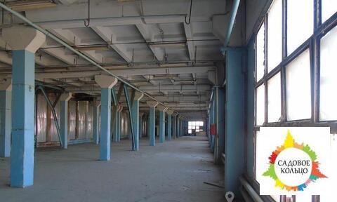Под произ-во/склад, отаплив, выс. потолка: 6-7 м, возм. офис. площ,