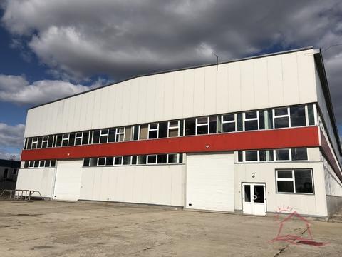 Продается офисно-производственно-складской комплекс