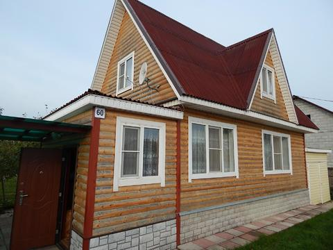Цена снижена! Дом 64 кв.м.на участке 6,5 сот. рядом с п.Тучково.