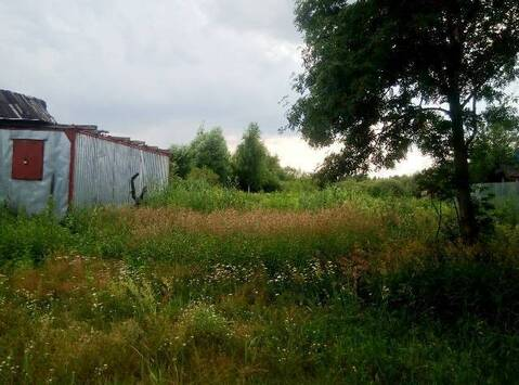 Участок 9 соток в селе Радовицы