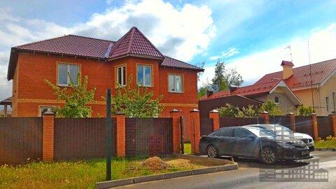 Загородный дом с баней, прописка, Пироговское вдхр.
