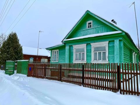 Дом в деревне Зевнево