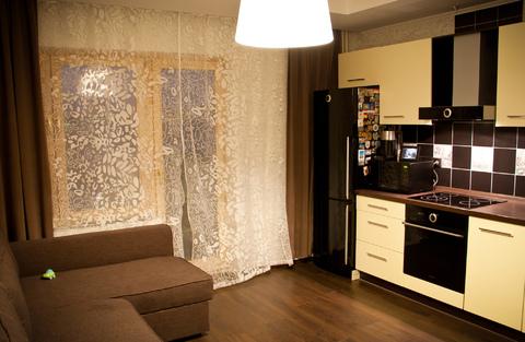 """1-комнатная квартира, 37 кв.м., в ЖК """"Эдальго"""""""