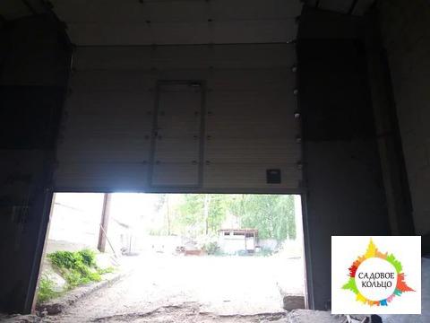 Производственно-складской комплекс 7409 кв
