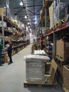 Производственное помещение 1100 кв.м,1 мвт.