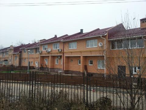 Жилой дом (таунхаус) д.Терновка