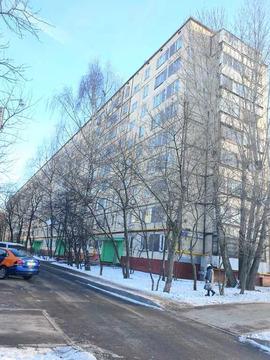 Продается уютная 1 ком. кв. Востряковский проезд, дом 3к1