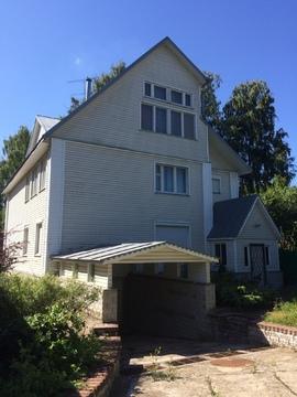 Дом с ремонтом и всеми центральными коммуникациями
