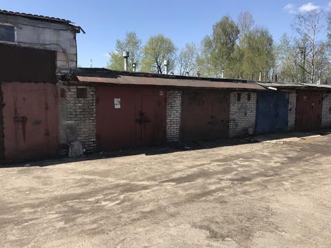 Продается гараж в г.Ивантеевка