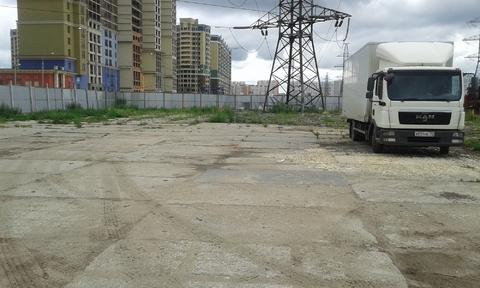 Сдается ! Открытая площадка 1000 кв. м.Стоянка и рем.база спецтехники.