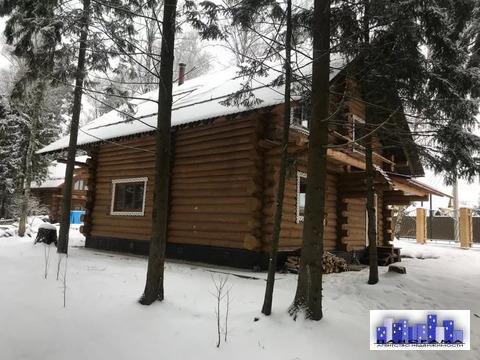 Дом в лесу 146,2 кв.м. на участке 9 соток в Повадино