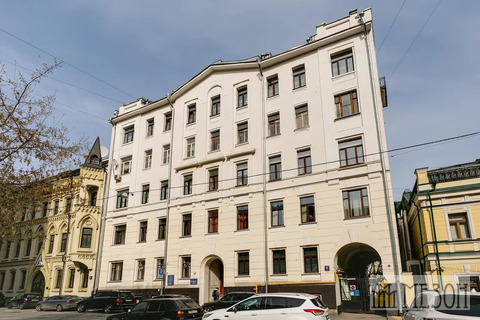 Продажа квартиры, м. Кропоткинская, Нащокинский пер.