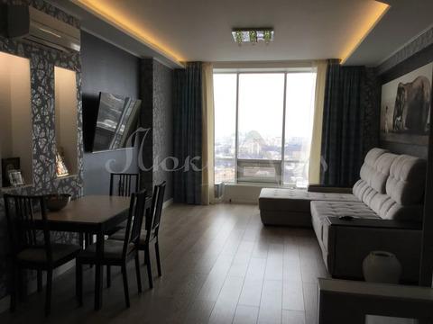 3-комнатная квартира, 105 кв.м., в ЖК «Аэробус»