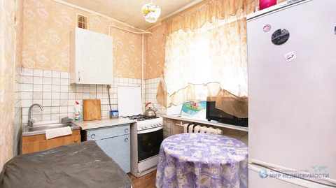 Трёхкомнатная квартира в городе Волоколамске Московской области