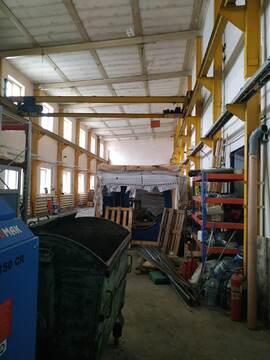 Производственное помещение 390 кв.м, кран балка 3т.