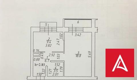1-но комнатная квартира г. Дубна, ул. Программистов, д. 13