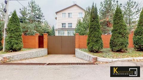 Купи дом 483 кв.м участок 17 соток Варшавское шоссе 7 км от МКАД