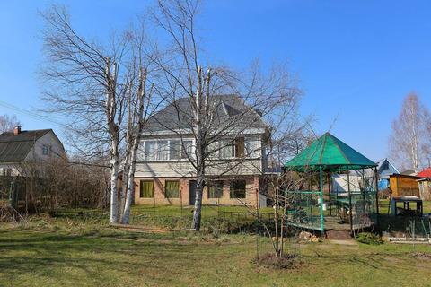 Добротный дом-дача в СНТ Мираж под Клином для большой семьи
