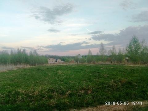 Продается участок 14 соток Раменский р-н, п.Рылеево