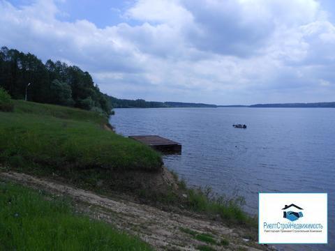Земельный массив на берегу Рузского водохранилища,1-ая береговая линия