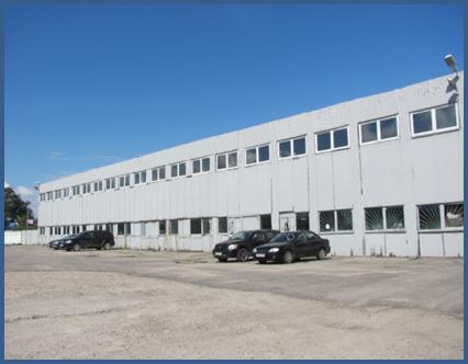 Продам производственное помещение 4371 м2