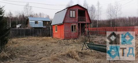 Дача в глухом лесу 50 кв.м с летней кухней 12 кв.м, на участке 12 сото