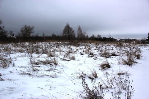 Участок 16,5 соток в деревне Низкое