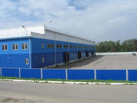 Складской комплекс класса в+ 2200 м. в Домодедово. 25 км. от МКАД