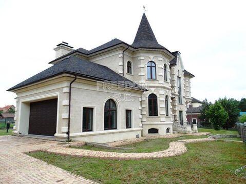 Продажа дома, Усово, Одинцовский район, Коттеджный посёлок Усадьбы .