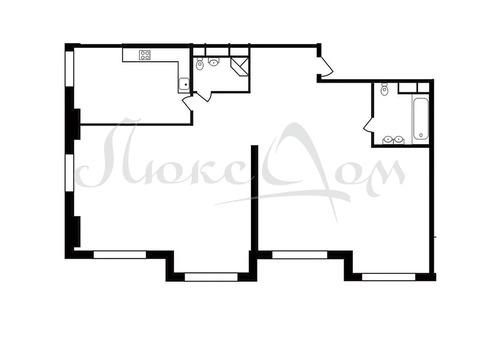 """4-комнатная квартира, 140 кв.м., в ЖК """"Дом на Мосфильмовской"""""""