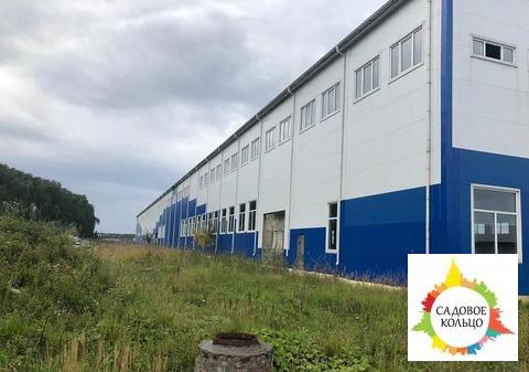 Продажа блока 2000 кв.м. в производственно-складском комплексе, общей
