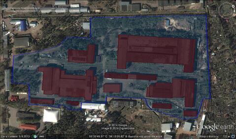 Продается производственно-имущественный комплекс 45000 м г. Раменское