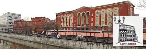 Сдаётся в аренду отдельно стоящее здание, общей площадью 2976 кв.м.