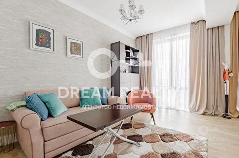 Продажа 3-комн. апартаментов, ул. Ходынская, д. 2, ЖК Пресня Сити