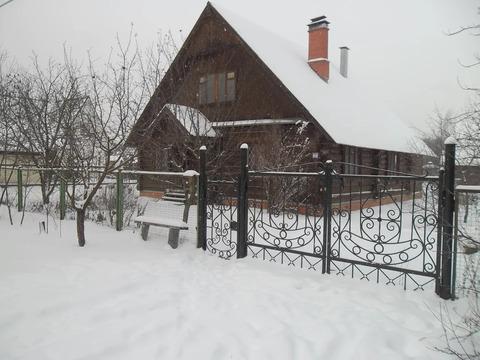 Продам 2-х этажный дом в деревне Теренино по улице Центральная