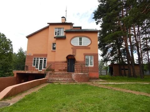 Свое имение дом 327 кв 37 сот со всеми коммуникациями в д. Богородское