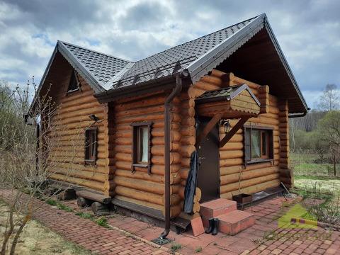 Дом в деревне Богдановка