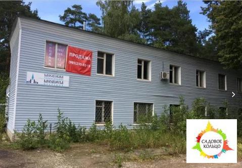 Продам отдельно стоящее здание на территории аэропорта Жуковский, 2 эт