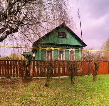 Дом в д. Пичурино