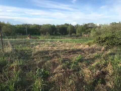 Продаётся зем.уч-к 15 соток ИЖС в 60 км от МКАД Минское шоссе.