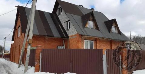 Кирпичный коттедж 250 м. кв. Пос. мис г.о. Подольск.