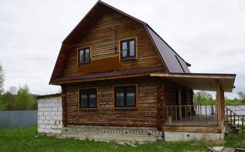 Продается земельный участок с домом в Дмитровском районе