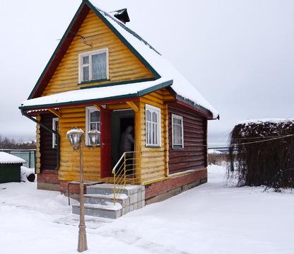 Сдам на длительный срок теплый дом 50м2 в Озерецком