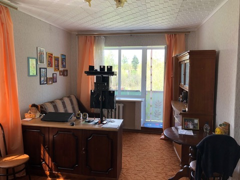 Продам однокомнатную квартиру в Высоковске