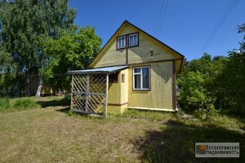 Продается дачный дом в садовом товариществе «Родник» в близи д.Ширяево