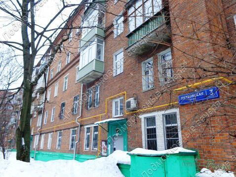 М. Водный стадион, Пулковская улица, 3к3 / 2-комн. квартира / 1-й этаж .