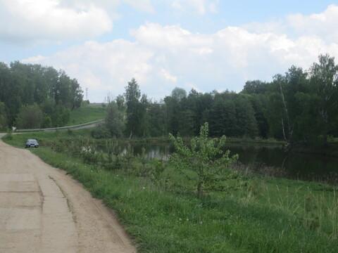 Продаётся участок 30 соток ЛПХ в д. Семёновское (г. Пущино 5км.)