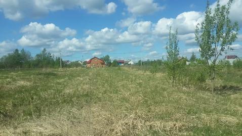 Продается зем.участок в селе Пакровское Рузский р.
